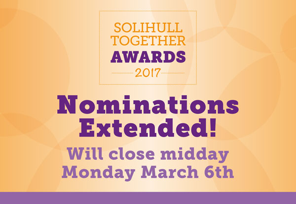 AIB 5487 Solihull Together Awards 2017 web banner extended 600pxw