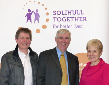 Solihull Together for Better Lives Judging Panel